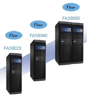 NetApp FAS 8000